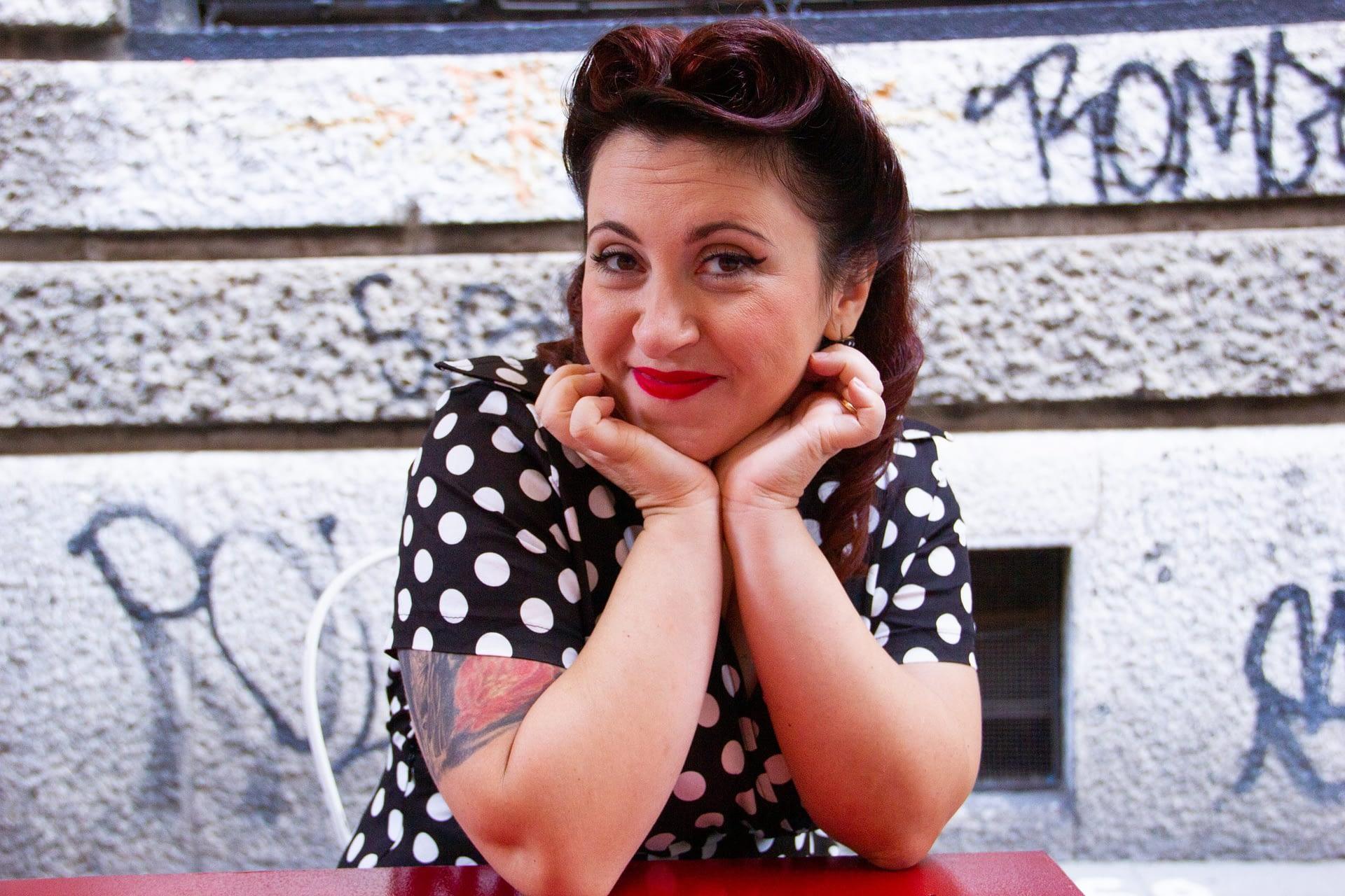 Alessia Lobascio, consulente digitale dall'anima un po' geek